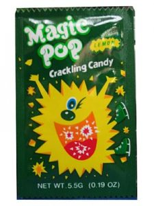 Candy Brand- Magic Pop Crackling Candy