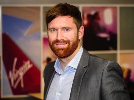 David Hodges, Virgin Atlantic India, Country Manager