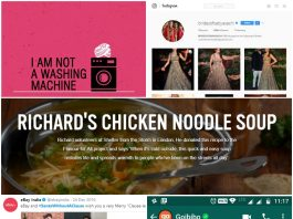 Social Media for Business: Collage of Campaigns