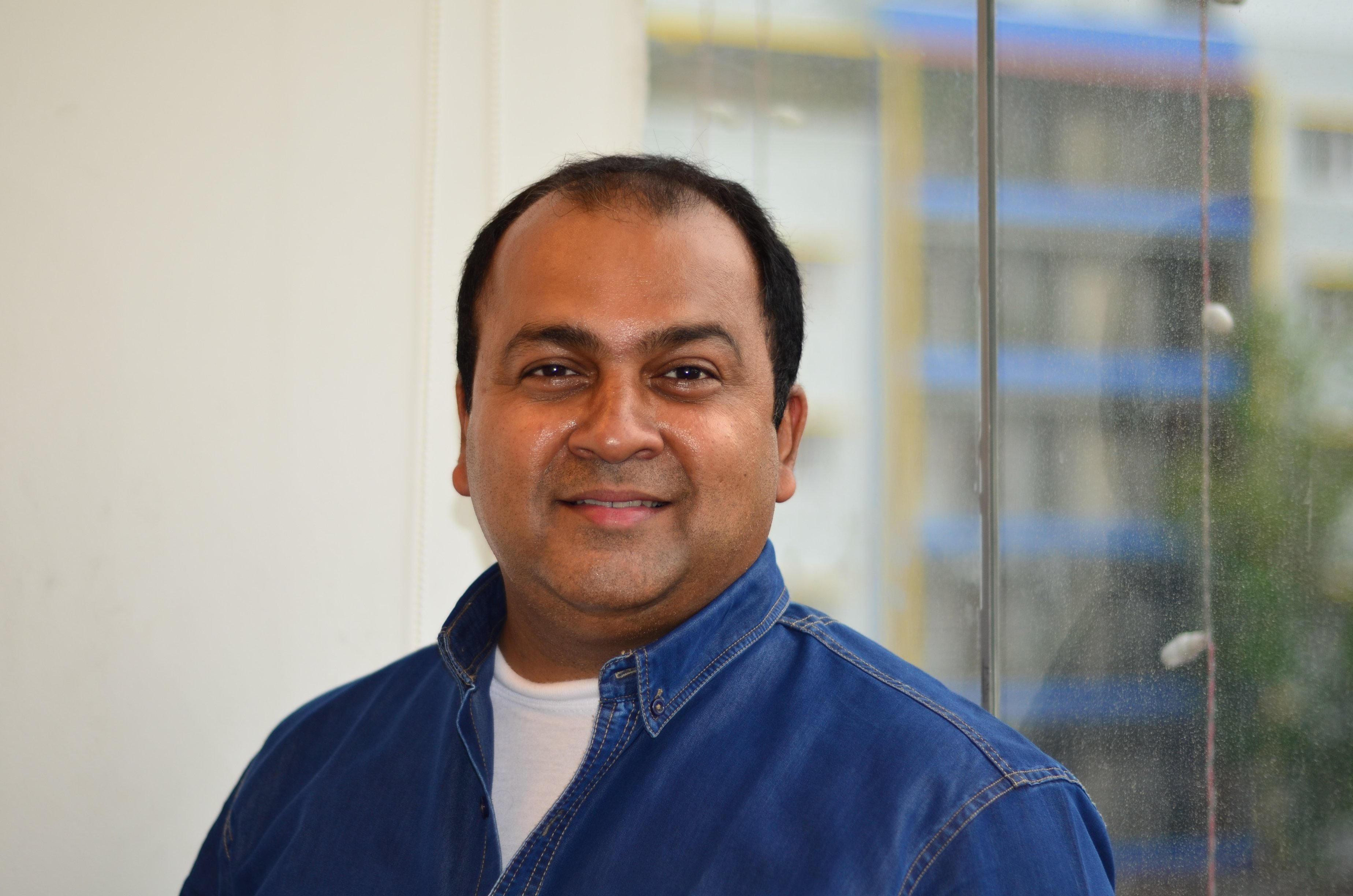 Sanjeeth Boloor of Mobigraph