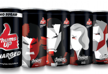 Thums Up and Marvel team up