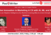 customer experience webinar with oracle
