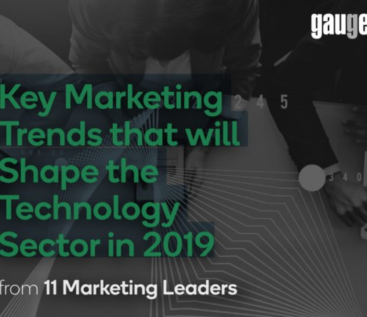 Gauge ebook Key Marketing Trends that will Shape the Technology Sector in 2019