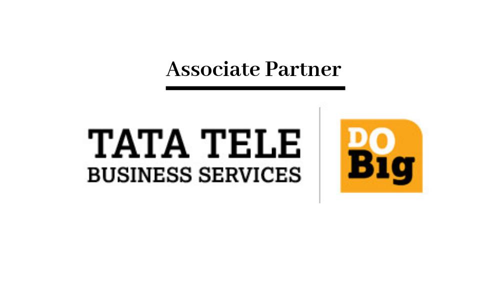 Tata Docomo Logo for Bangalore. Associate Partner