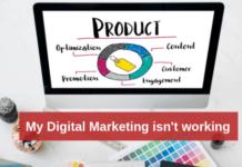 My Digital Marketing isnt working