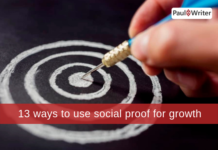 13 ways to use social proof for