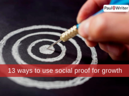 13 ways to use social proof for growth