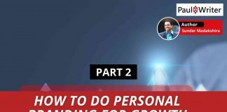 How to do Personal Branding for Growth