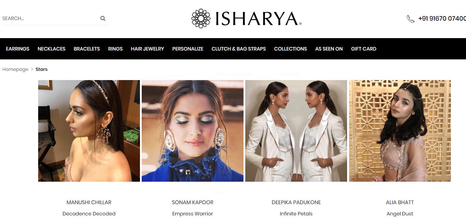 Isharya (Accessories)