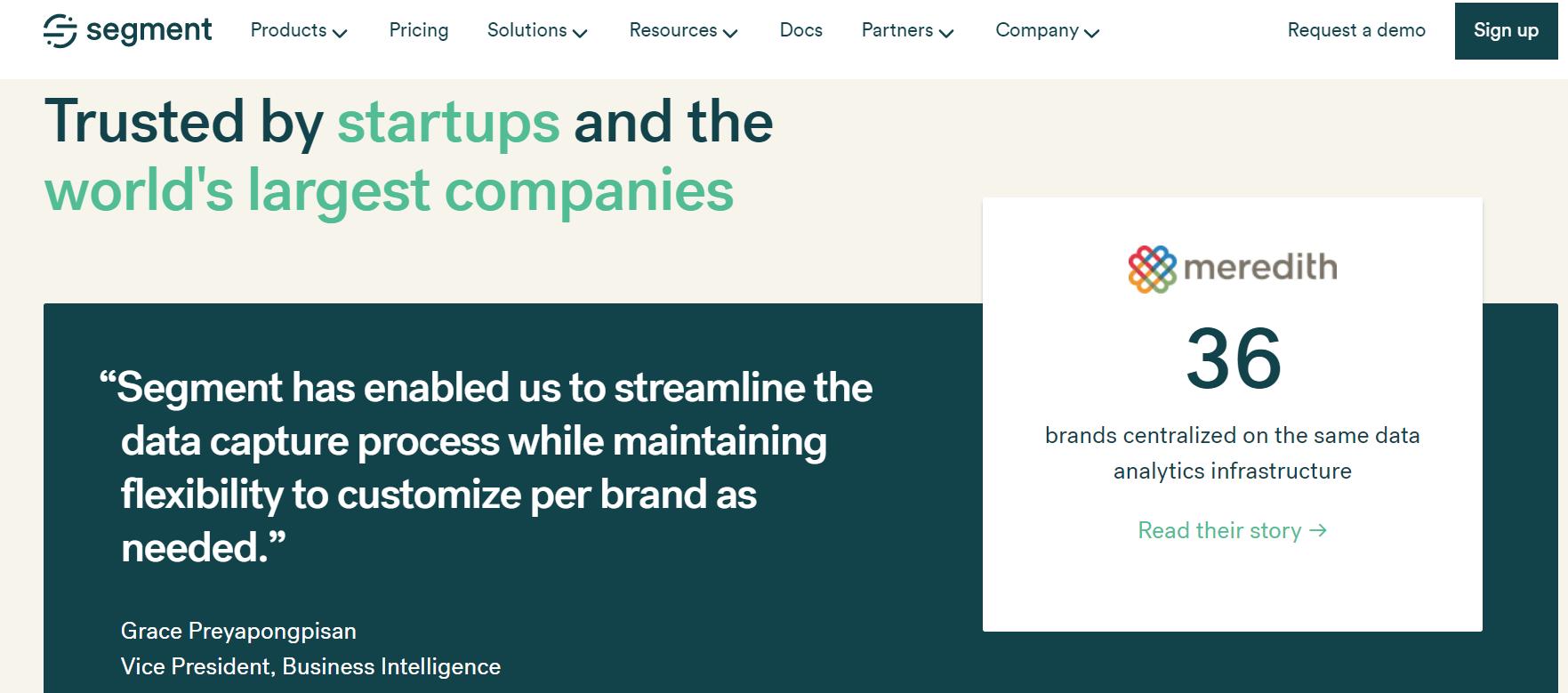 Segment (Customer Data Platform)