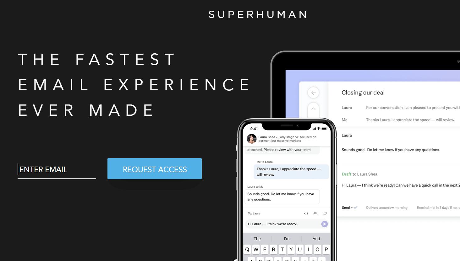 Superhuman (email client)