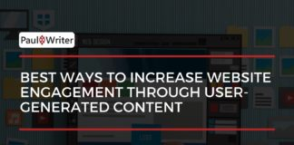 Best ways to increase website engagement through User-Generated Content
