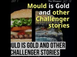 Mould is gold