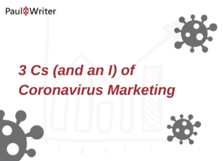 3 Cs (and an I) of Coronavirus Marketing