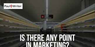 Is there any point in marketing?