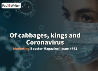 Of cabbages, kings and Coronavirus