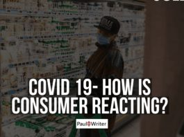 Covid 19. How is Consumer reacting