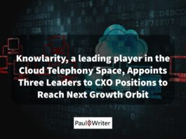 Knowlarity, a leading player in the Cloud