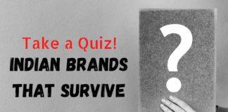 Quiz Indian brands that survive