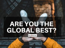 Are you the global best?