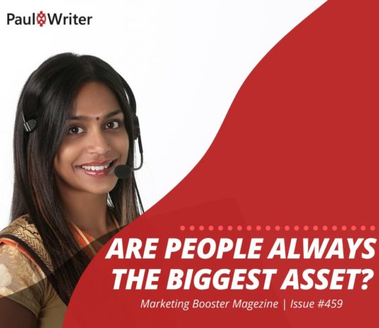 Are people always the biggest asset