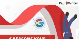 6 reasons your marketing sucks, according to Google