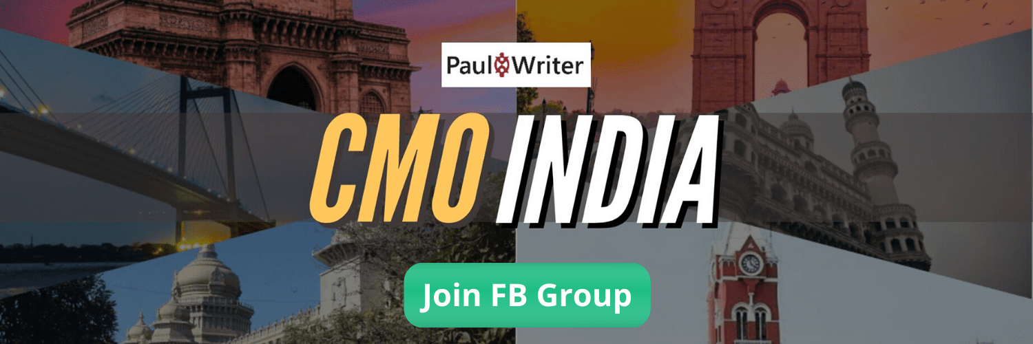 CMO-India-Paul-writer-min