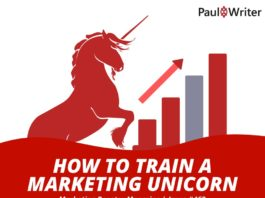 How to train a Marketing Unicorn