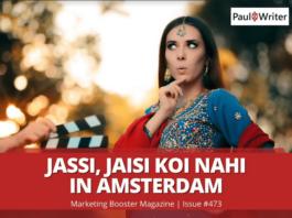 Paul Writer marketing