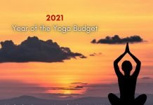 2021 - the Year of the Yoga Budget