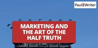 Marketing and the Art of the Half Truth