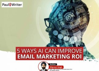 5 Ways AI Can Improve Email Marketing ROI