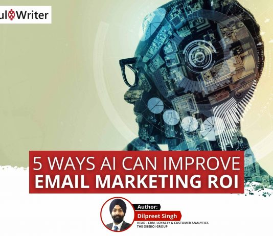 5 Ways AI Can Improve Email Marketing ROI