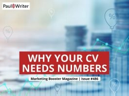 Why Your CV Needs Numbers