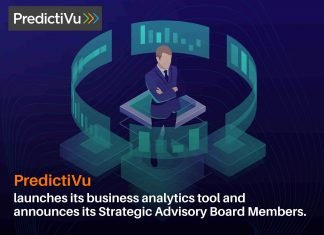 PredictiVu launches its business analytics tool and announces its Strategic Advisory Board Members.