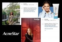 AcneStar face wash collaborates with music streaming platforms