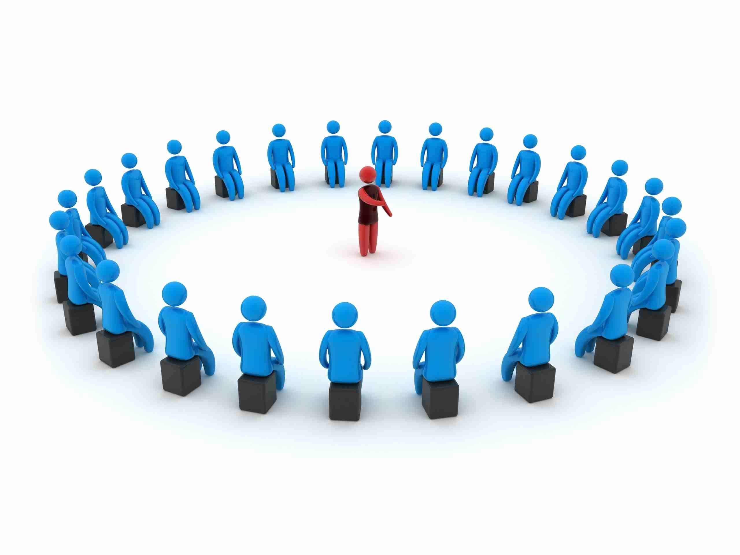 Consider launching an internal speaker's bureau