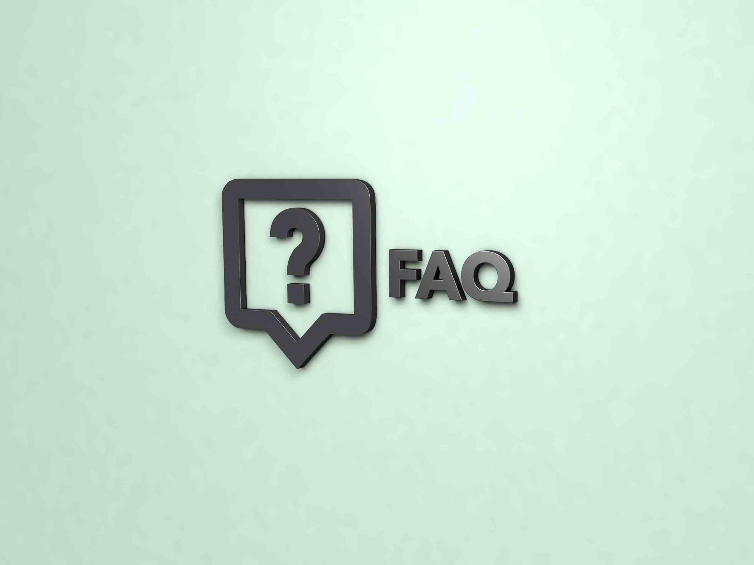 FAQs about PR
