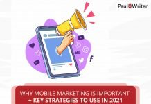 Why Mobile Marketing is Important